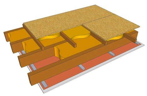 isolation phonique entre 2 chambres isolation plafond plancher de grenier en rénovation 13