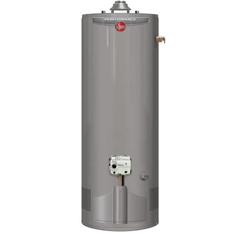 Rheem Performance 40 Gal Short 6year 34,000 Btu Uln