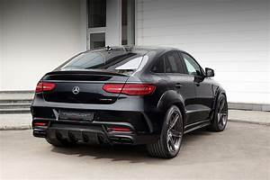 Mercedes 63 Amg : topcar equips the mercedes amg gle 63 with an inferno bodykit ~ Melissatoandfro.com Idées de Décoration
