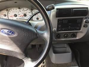 2003 Ford Explorer Sport - Interior Pictures