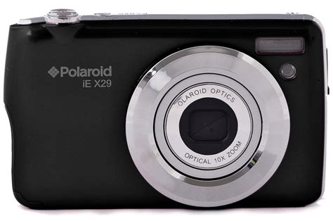appareil photo compact polaroid iex29 noir 4272765 darty