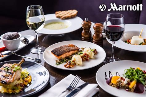 Scoopon  3course Dinner At 5star Marriott Melbourne