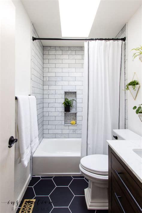 bathroom remodel  modern fixtures  delta