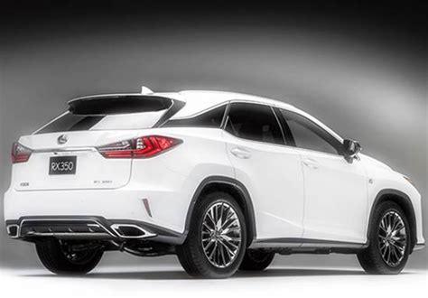 lexus rx 2016 release date 2016 lexus rx 350 release date canada auto price and