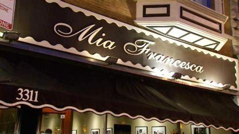 mia francesca lakeview restaurants check  wttw
