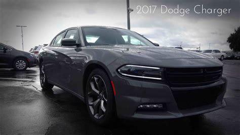 2017 Dodge Charger R/t 5.7 L Hemi V8 Review