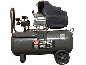 Compresor De Aire    Marca Campbell Hausfeld    2 Hp    220 V