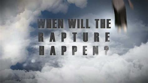 When Will The Rapture Happen Trailer - YouTube
