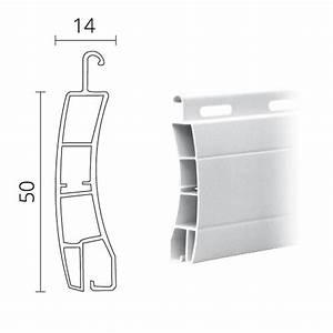 Rolladen Führungsschienen Kunststoff : kunststoff rolladen 50 x 14 mm modell frankfurt diwaro ~ Orissabook.com Haus und Dekorationen
