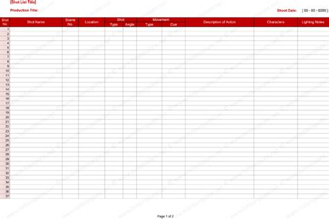 waiting list template free printable list templates