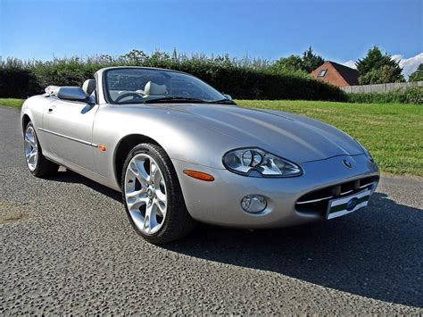 Used 2003 Jaguar Xk8 42 Convertible For Sale In West