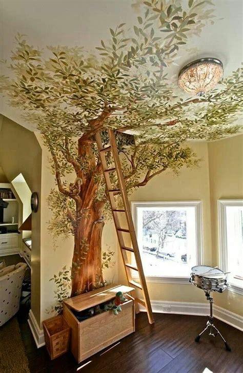 Babyzimmer Wandgestaltung Baum by Kinderzimmer Deko Baum