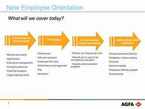 Orientation Handbook for New Employee ppt download