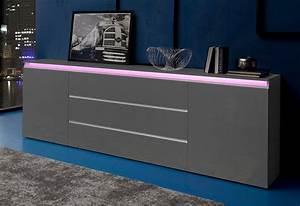 Sideboard 240 Cm : tecnos sideboard breite 240 cm 2 t ren online kaufen otto ~ Frokenaadalensverden.com Haus und Dekorationen