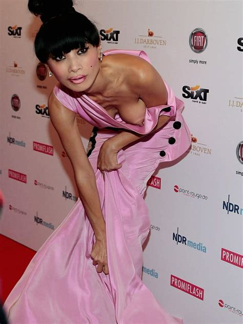 Bai Ling Poses During The Event Movie Meets Media At
