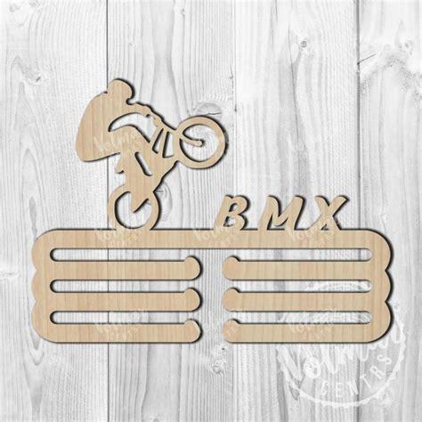 Medaļu turētājs - BMX