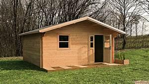 Abri De Jardin Bois 12m2 : abri de jardin bois 12m2 ~ Voncanada.com Idées de Décoration