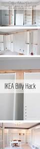 Ikea Hacks Flur : billy bookcases ikea hacks and library home on pinterest ~ Orissabook.com Haus und Dekorationen