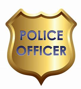 Police badge drawing clip art - Clipartix