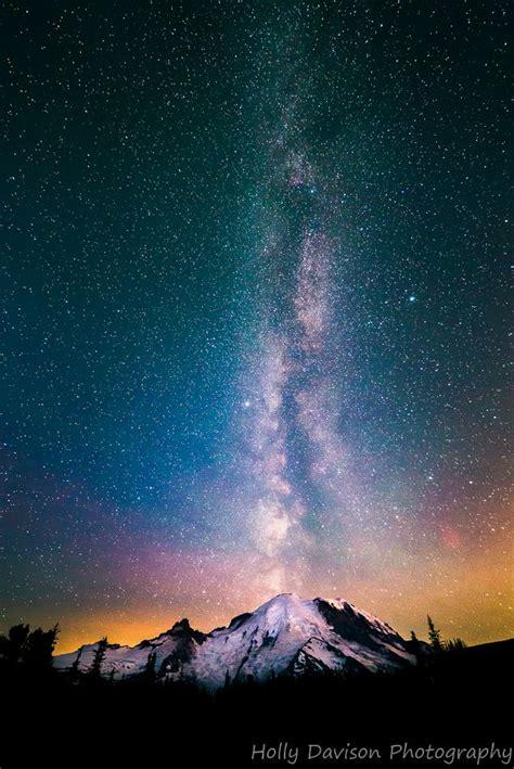 Milky Way Towards Monument Valley Madspeteriversen Stars