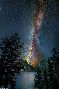 Yellowstone National Park Milky Way