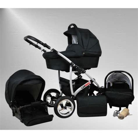 accessoires siege auto largo 3 en 1 poussette combinée avec siège auto poussette