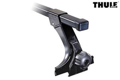 thule  specialty foot pack thule car rack system