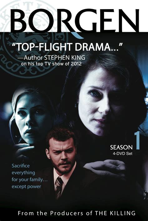 TrustMovies: Best TV show ever? Adam Price's Danish series BORGEN has a good shot at ...