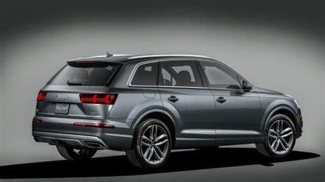 2018 Audi Q7 Changes, Tdi, Interior  20182019 New Best Suv