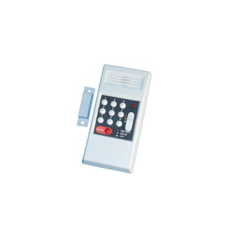 alarme securite de porte antivol codee securite antivols