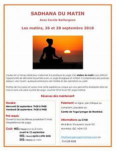 Ateliers Centre De Yoga Iyengar De Montral