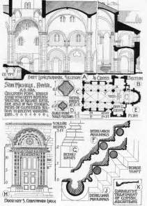 revival home plans characteristics of romanesque architecture ii