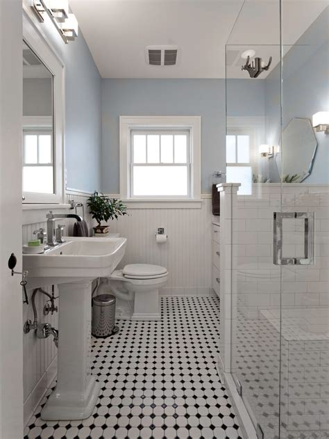 blue and white bathroom bathroom victorian with black