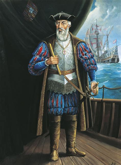 Vasco Gama by Vasco Da Gama History