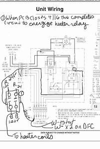 Trane Xe1000 Thermostat Wiring Diagram