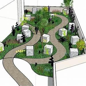 Aménager Son Jardin Logiciel Gratuit : logiciel gratuit jardin top plan de jardin d avec le logiciel gratuit pour cr er votre jardin ~ Louise-bijoux.com Idées de Décoration