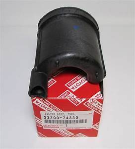 Genuine Toyota Oem Factory Fuel Filter For Rx300 Gs300