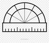 Coloring Tunnel Protractor Clipart Mountain Pinclipart sketch template