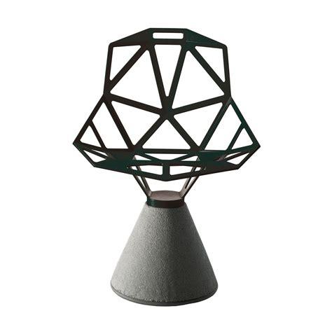 Chair One Mit Zement Sockel  Magis Shop