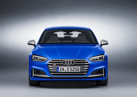 2017 audi s5 sportback 2017 audi a5 and s5 sportback family unveiled prior to