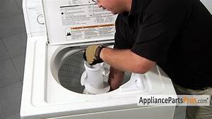 How To  Whirlpool  Kitchenaid  Maytag Agitator Base