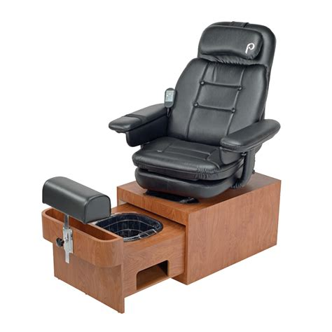 pibbs pedicure chair ps92 ps92 pedicure spa with footsie bath black