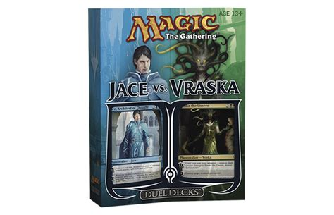 decklists and new for duel decks jace vs vraska magic the gathering