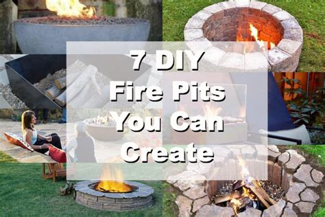 make your own pit 7 diy pits you can build blissfully domestic