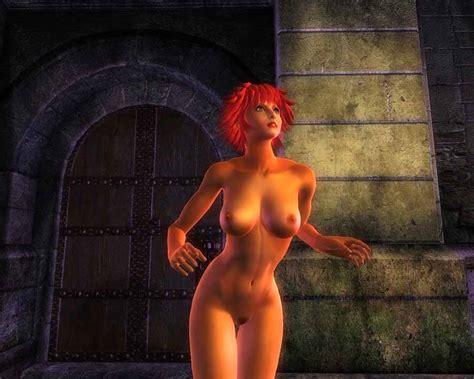 oblivion nude mod pictures porno movie gallery
