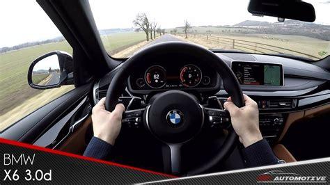 bmw  xdrived pov test drive acceleration   km