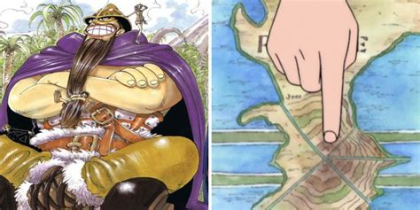 10 Things You Didn't Know About One Piece's World Map | CBR