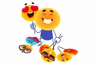 Emojis Emotions Bit Zoho Lot Chat Rate