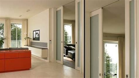 sliding pocket doors exterior   options  homeowners  smaller homes interior