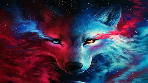 Cool Wolf Backgrounds Wolf Wallpapers 72 Images